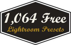 1,064 Free Lightroom Presets 2
