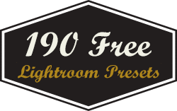 190 Free Lightroom Presets