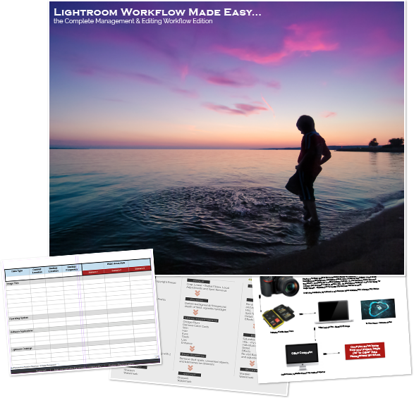 Lightroom Workflow Made Easy E-Book 1