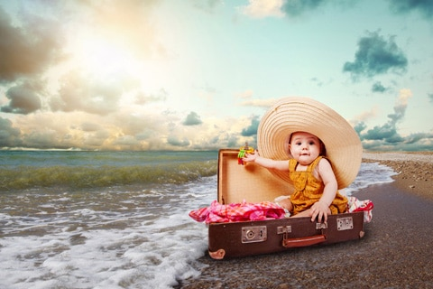 40 Summer Photoshop Actions 13