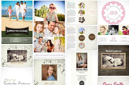 Photoshop Pro Overlays + Templates 5