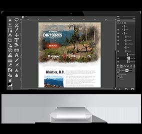 GIMP Web Design for Beginners Tutorial 3