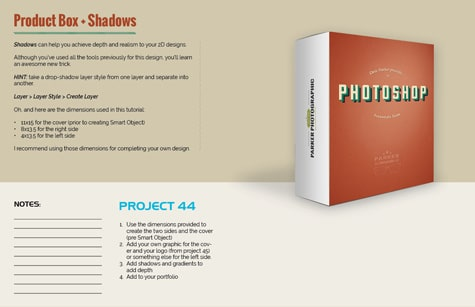 47 Photoshop Graphic Design Projects 16