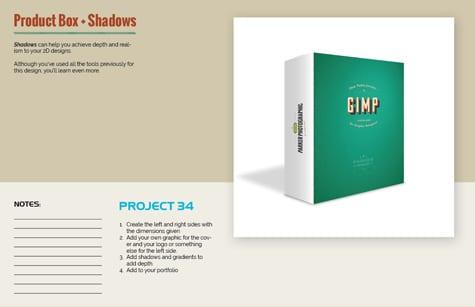 37 GIMP Graphic Design Projects 17