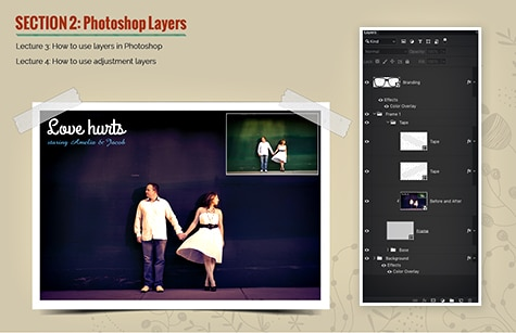 47 Photoshop Graphic Design Projects 3