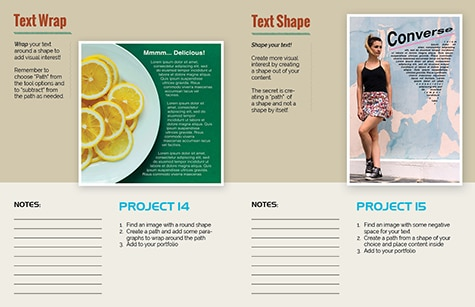 47 Photoshop Graphic Design Projects 6