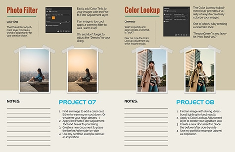 47 Photoshop Graphic Design Projects 4