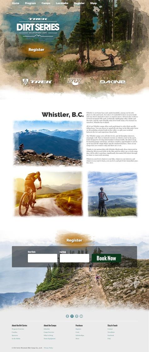 7 Photoshop Web Design Projects 8