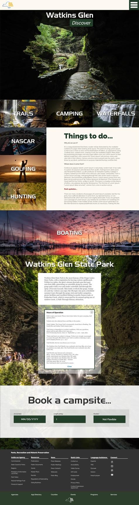 7 Photoshop Web Design Projects 6